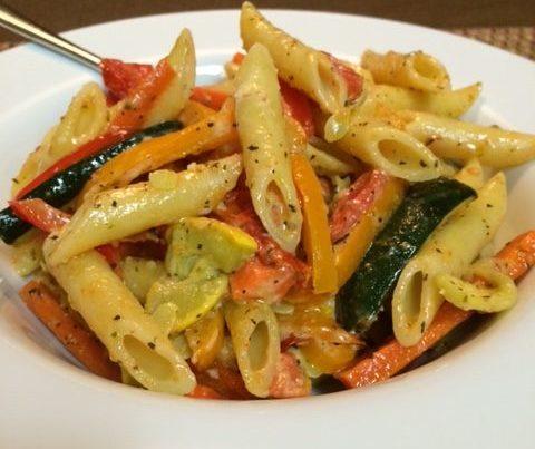 Pasta Primavera Recipe (Jeanie's Favorite)