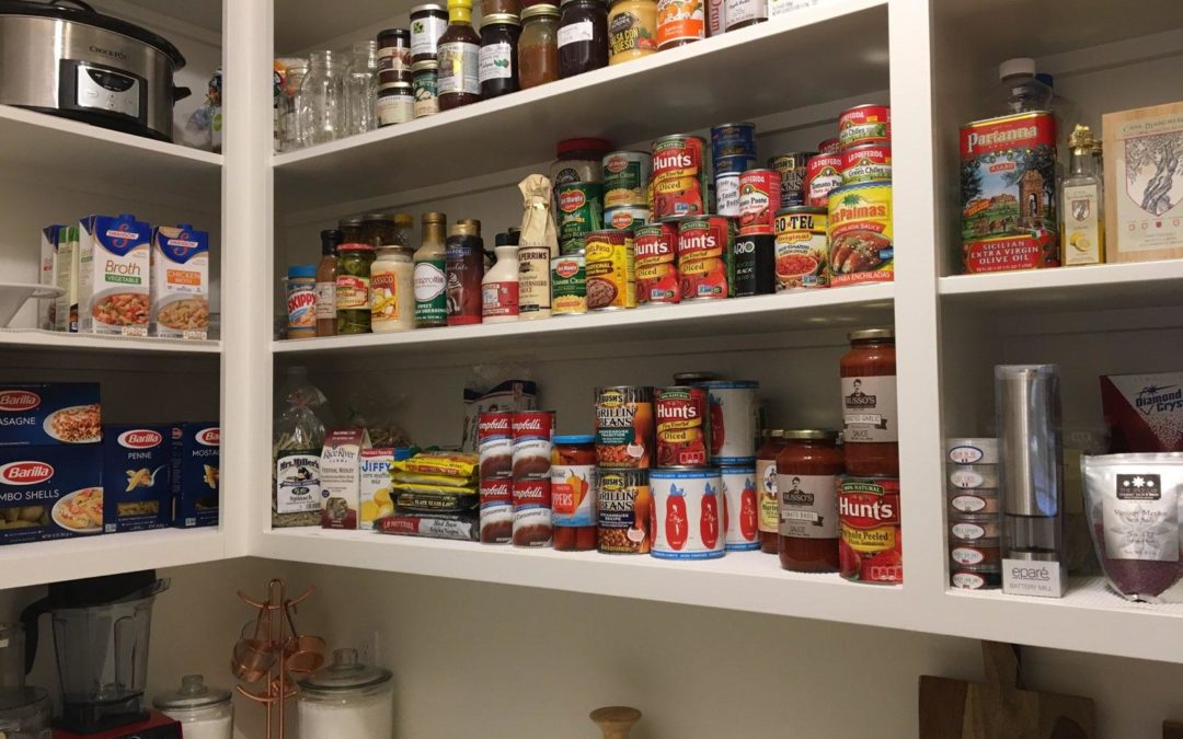 Is Your Pantry Ready For Winter?